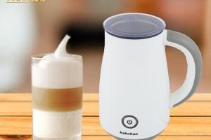 phong trào trà sữa milk foam