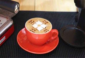 hướng dẫn cách làm cafe latte art
