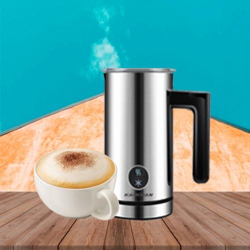 máy pha cà phê cappuccino mini kahchan chuyên dùng cho quán