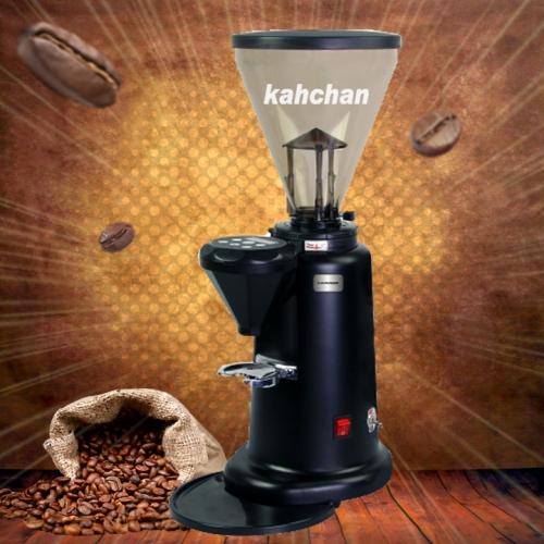 máy xay cafe hạt chuyên nghiệp kahchan phù hợp với quán cafe có 400khach/ngày