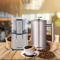 máy xay cafe hạt gia đình kahchan cg9100
